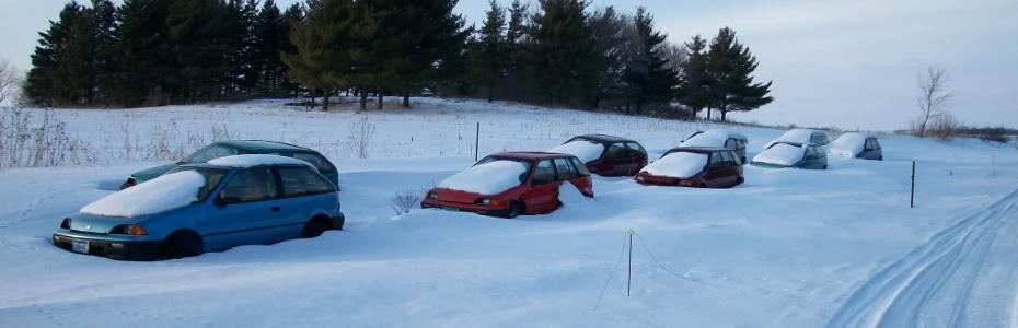 Snow? That's SNOW problem.