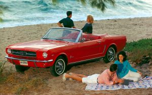 1964 Ford Mustand Convertible