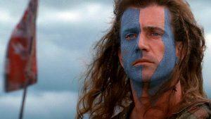William Wallace In Geo Metro Blue