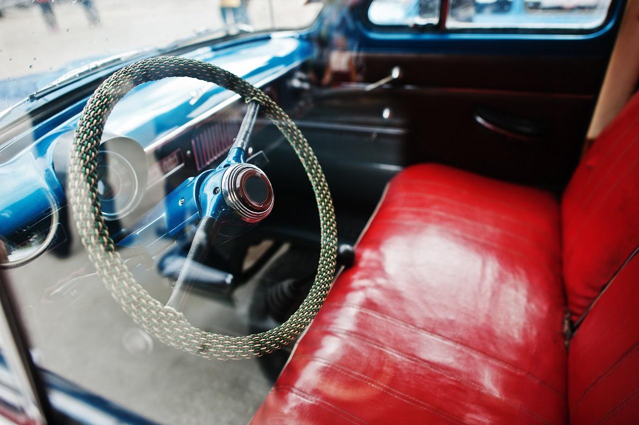 reupholster car seats